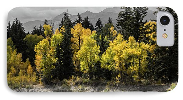 IPhone Case featuring the photograph Autumn Glow by Colleen Coccia