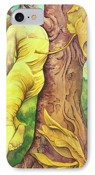 Autumn Grace IPhone Case by Sheri Howe