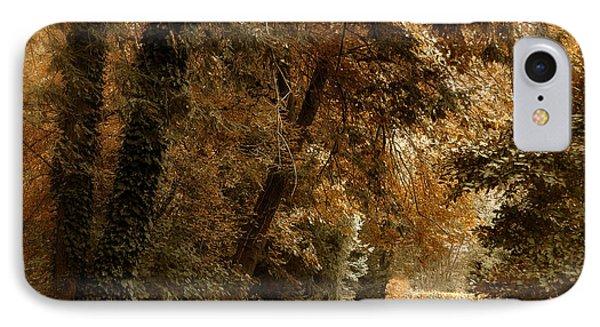 Autumn Grove IPhone Case