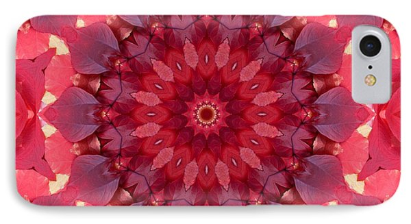 Autumn Gypsy IPhone Case by Mo T