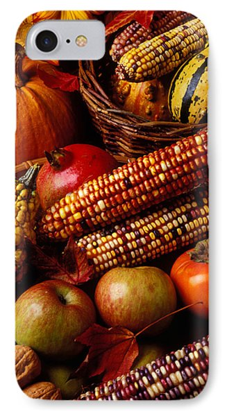 Autumn Harvest  IPhone 7 Case by Garry Gay