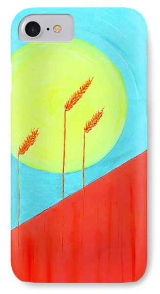 IPhone Case featuring the painting Autumn Harvest by J R Seymour