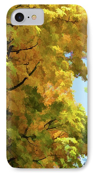 Autumn I IPhone Case