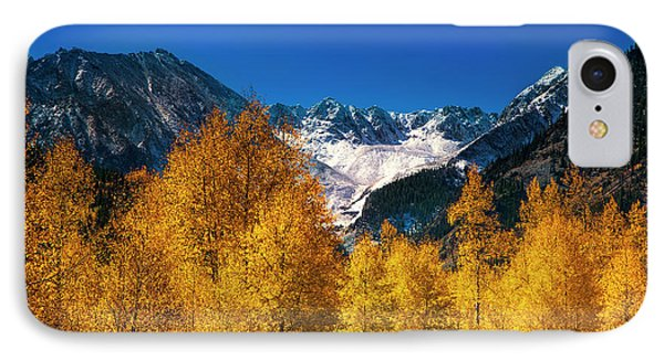 IPhone Case featuring the photograph Autumn In Colorado by Andrew Soundarajan