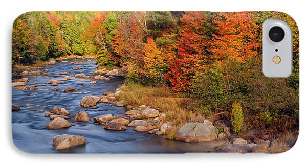 Autumn In New Hampshire IPhone Case by Betty Denise