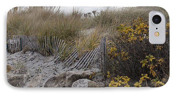 IPhone Case featuring the photograph Autumn In The Dunes by Andrew Pacheco