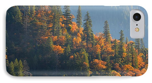 Autumn In The Feather River Canyon IPhone Case