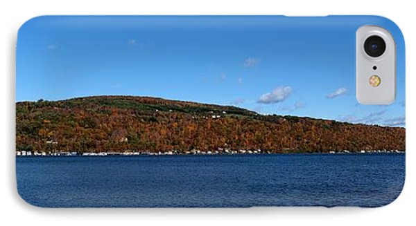 Autumn In The Finger Lakes Phone Case by Joshua House