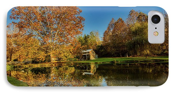 Autumn In West Virginia IPhone Case by L O C