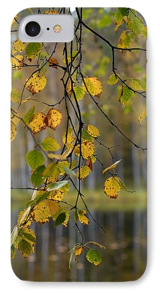 Autumn  IPhone Case by Jouko Lehto