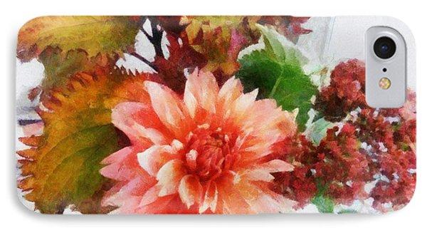 Autumn Joy Phone Case by Michelle Calkins