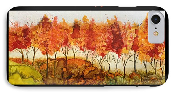 Autumn Joy IPhone Case