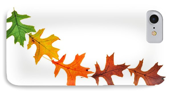 Autumn Leaves 1 IPhone Case