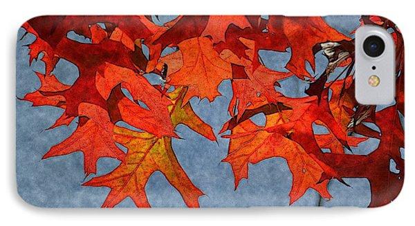 Autumn Leaves 19 Phone Case by Jean Bernard Roussilhe