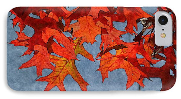 Autumn Leaves 19 Phone Case by Jean Bernard Roussilhe