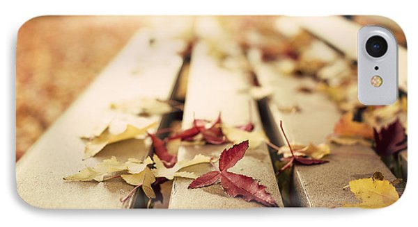 Autumn Leaves  IPhone Case by Juli Scalzi