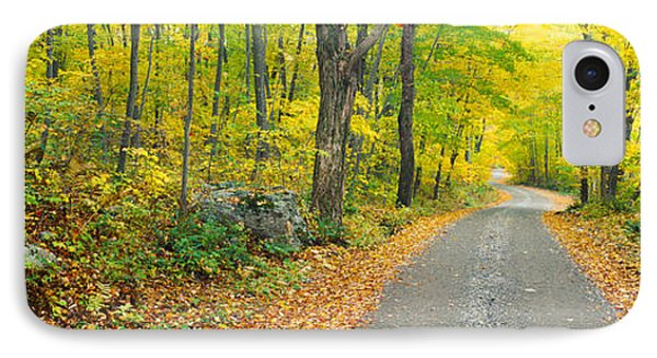 Autumn, Macedonia Brook State Park IPhone Case by Panoramic Images