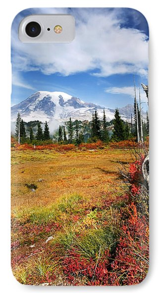 Autumn Majesty Phone Case by Mike  Dawson
