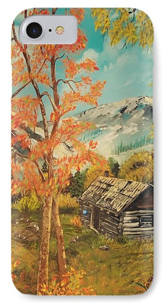 Autumn Memories Phone Case by Sharon Duguay