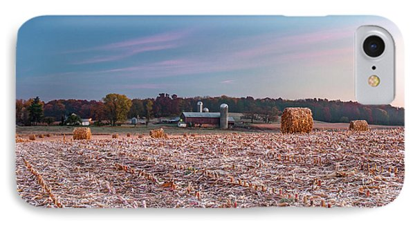 Autumn Memories IPhone Case