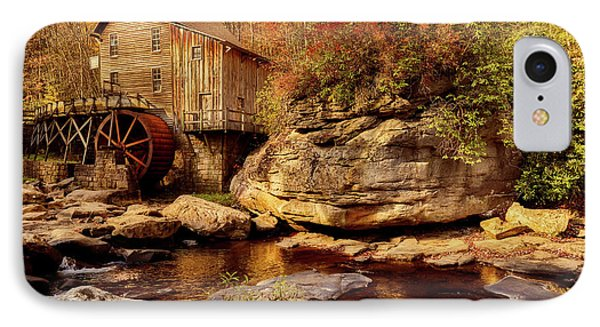 Autumn Mill IPhone Case by L O C