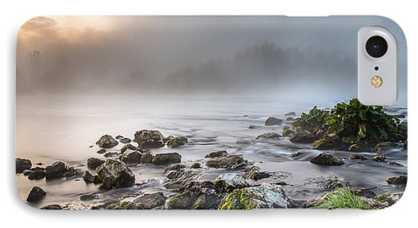 Autumn Morning IPhone Case by Davorin Mance