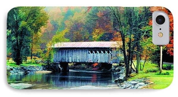 Autumn Morning Mist 2 Phone Case by Dan Dooley