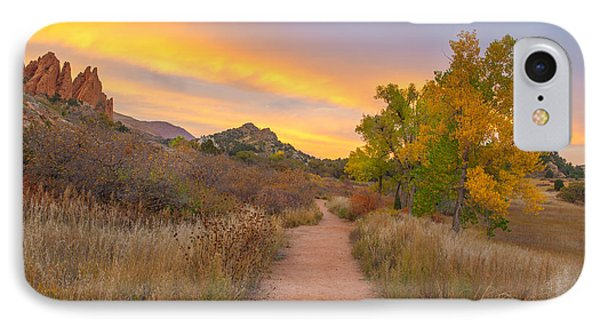 Autumn Mystique IPhone Case by Tim Reaves