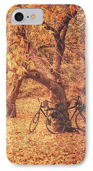 Autumn - New York City IPhone Case