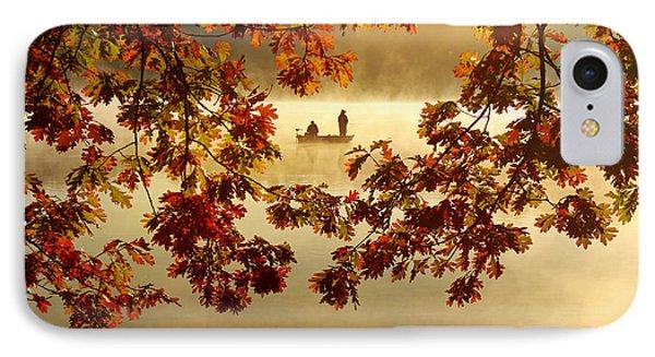 Autumn Nostalgia IPhone Case by Rob Blair