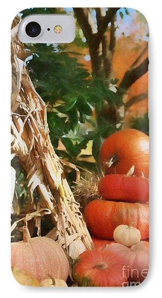 Autumn On Display IPhone Case