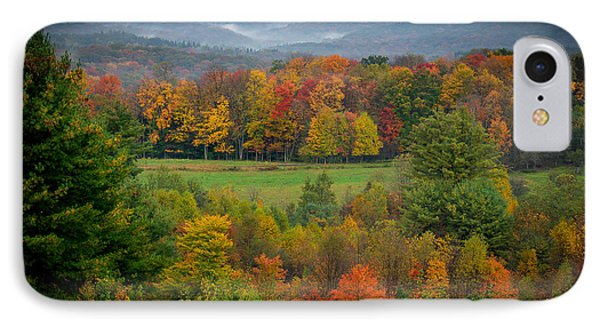 Autumn On Winslow Hill IPhone Case