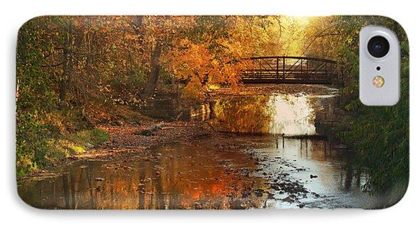 Autumn Over Furnace Run IPhone Case by Rob Blair