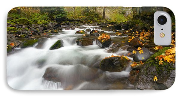 Autumn Passages Phone Case by Mike  Dawson