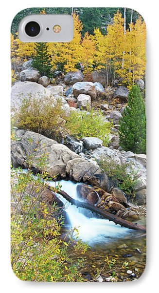 IPhone Case featuring the photograph Autumn Peace by Gary Lengyel