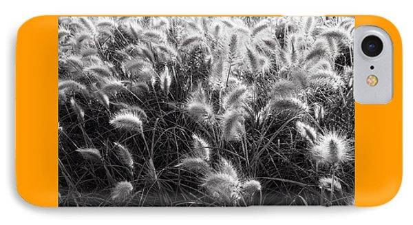 Autumn Plants IPhone Case by Lise-Lotte Larsson