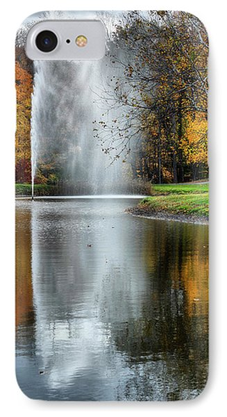 Autumn Plume IPhone Case