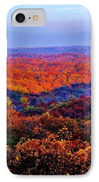 Autumn Rainbow IPhone Case