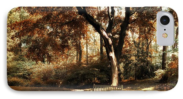 Autumn Repose IPhone Case