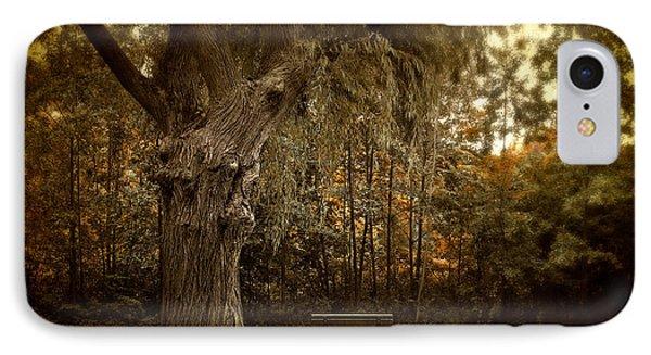 Autumn Respite IPhone Case