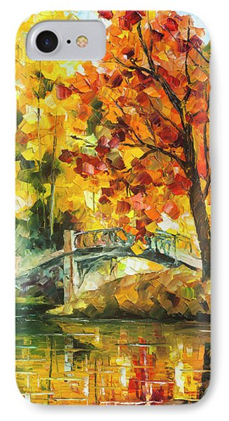 Autumn Rest   Phone Case by Leonid Afremov