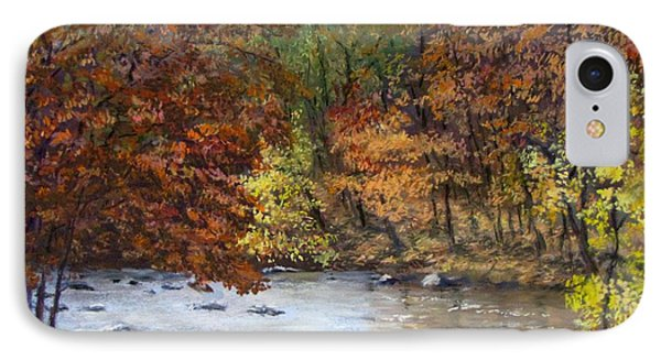 Autumn River Phone Case by Jack Skinner