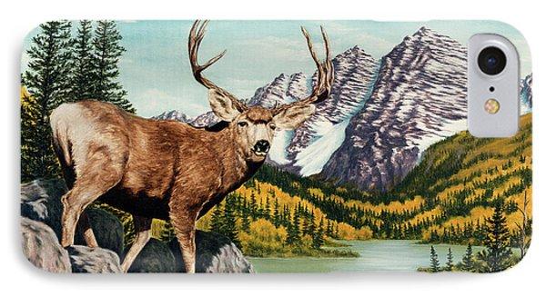 Autumn Splendor IPhone Case by Rick Bainbridge