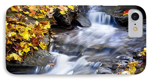 Autumn Stream No 2 Phone Case by Kamil Swiatek