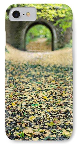 Autumn Stroll Phone Case by Meirion Matthias