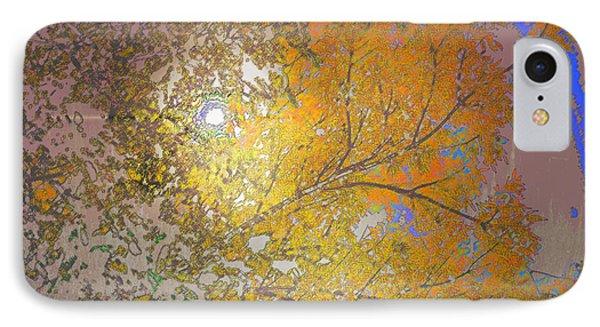 Autumn Sun IPhone Case