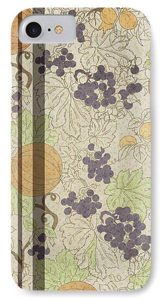 Autumn Sunflower Digital Illustration Phone Case by Heinz G Mielke