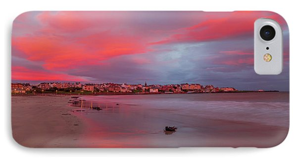 IPhone Case featuring the photograph Autumn Sunrise by Roy McPeak