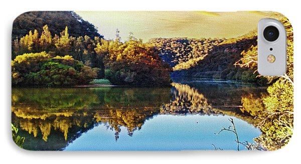 Autumn Sunshine By Kaye Menner IPhone Case