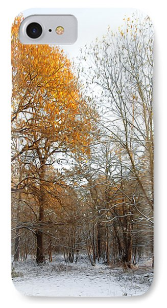 Autumn Tree Phone Case by Svetlana Sewell